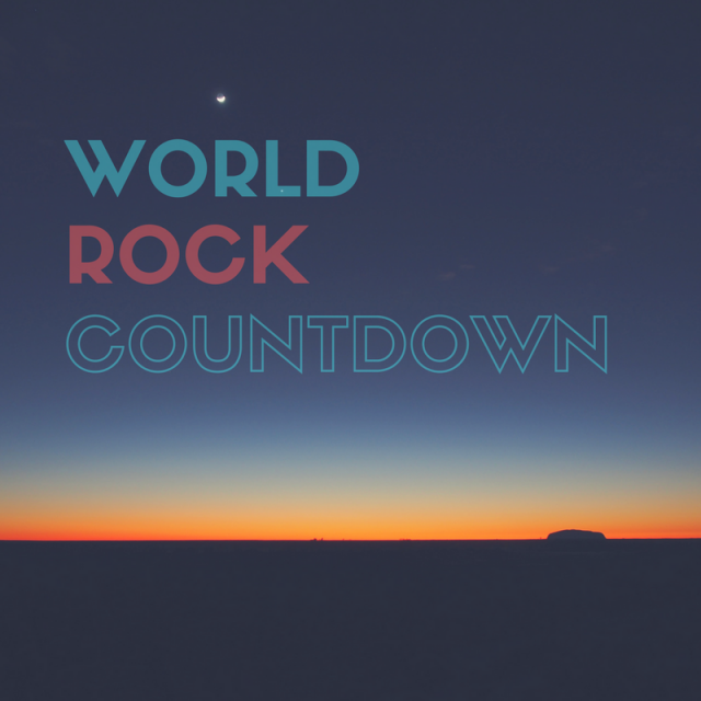 Episode #6- World Rock Countdown