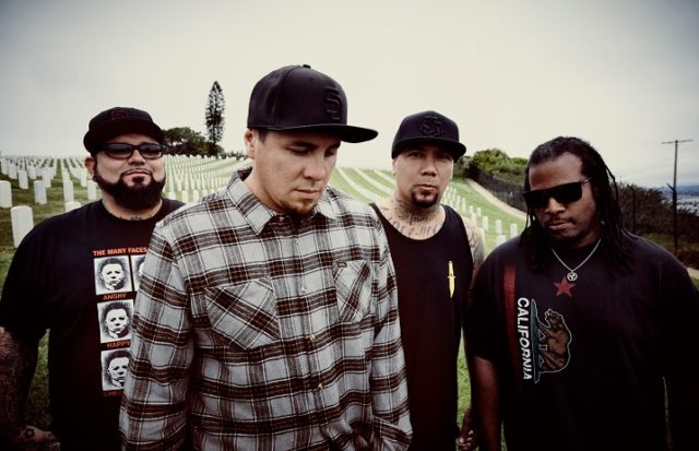 P.O.D. returns with new music!