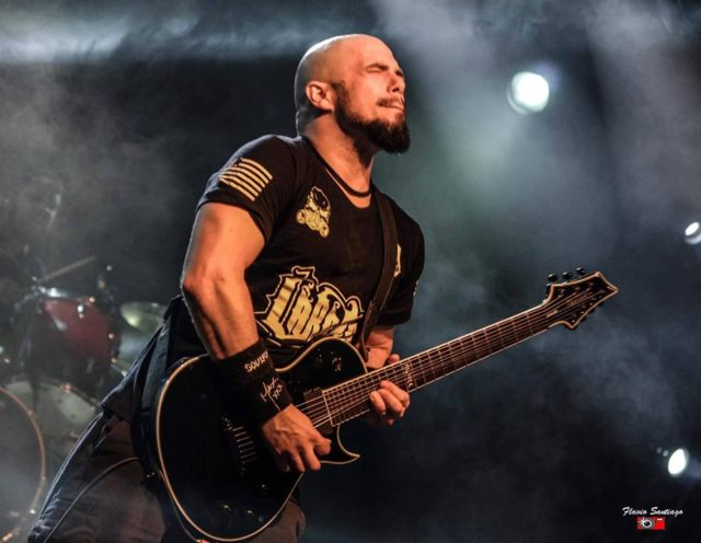 Inside the Music: Marc Rizzo