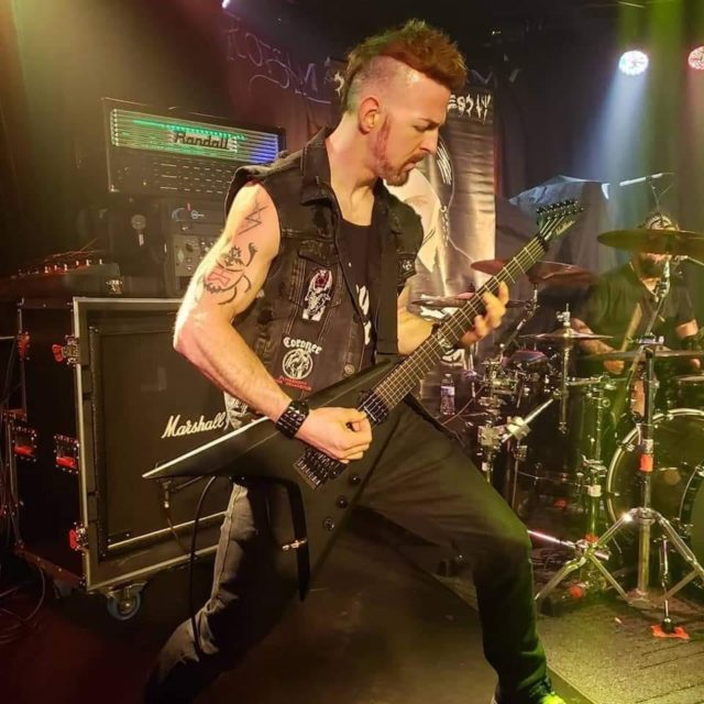 World Rock Countdown S3EP6 – Dave Sharpe (Dead By Wednesday, Blood Has Been Shed)